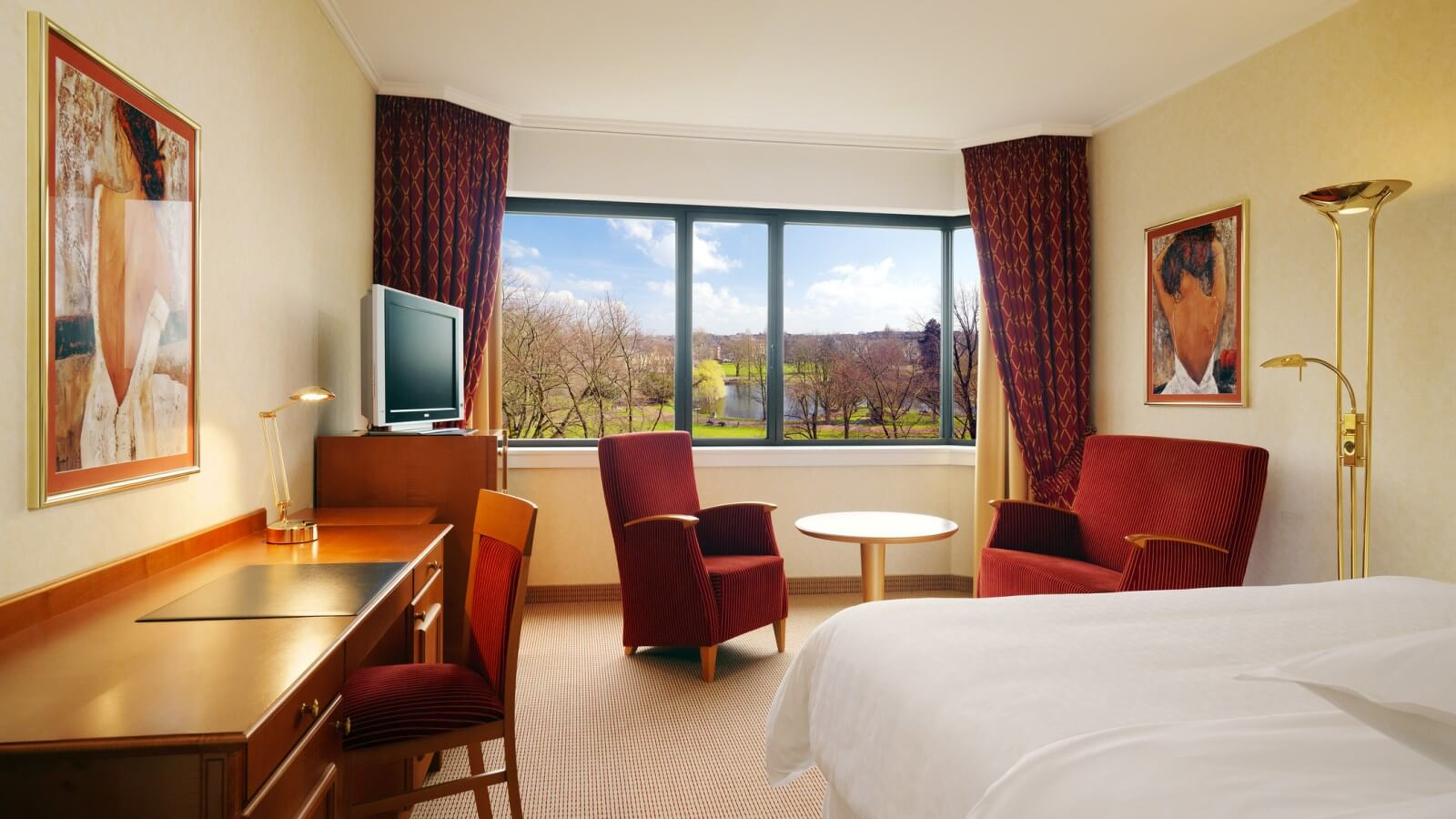 Standard Park View Room | Sheraton Essen